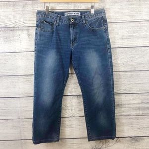 Express Rocco slim fit straight leg jeans 32 x 30